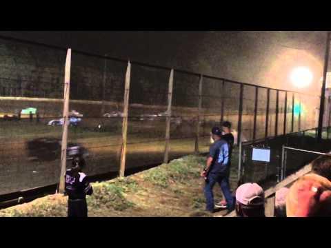 Darrel Bass Sabine Motor Speedway part of the feature