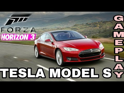 TESLA MODEL S(2016) ULTRA GRAPHICS FORZA HORIZON 3