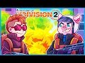 *NEW* DARK ZONES in The Division 2! (Tom Clancy's The Division 2 Funny Moments)