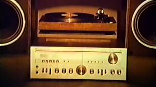 JCPenney MCS Stereo 1977 TV commercial