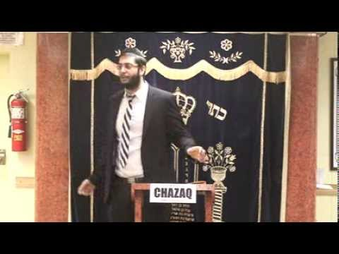 "R' Yaniv Meirov on ""Remembering your Learning and R' Chaim Reich on ""The Never Ending Rewards"""