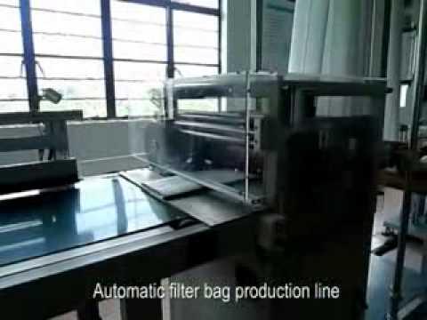 Shanghai Everspring Filtration sewing machines showroom