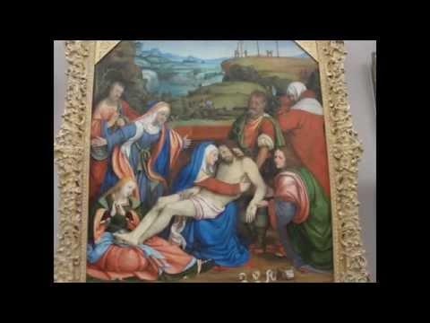 Paris - Musée du Louvre - Peintures Italiennes - Galleria dei Pittori Italiani
