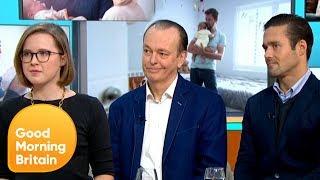 Should Men Breastfeed? | Good Morning Britain