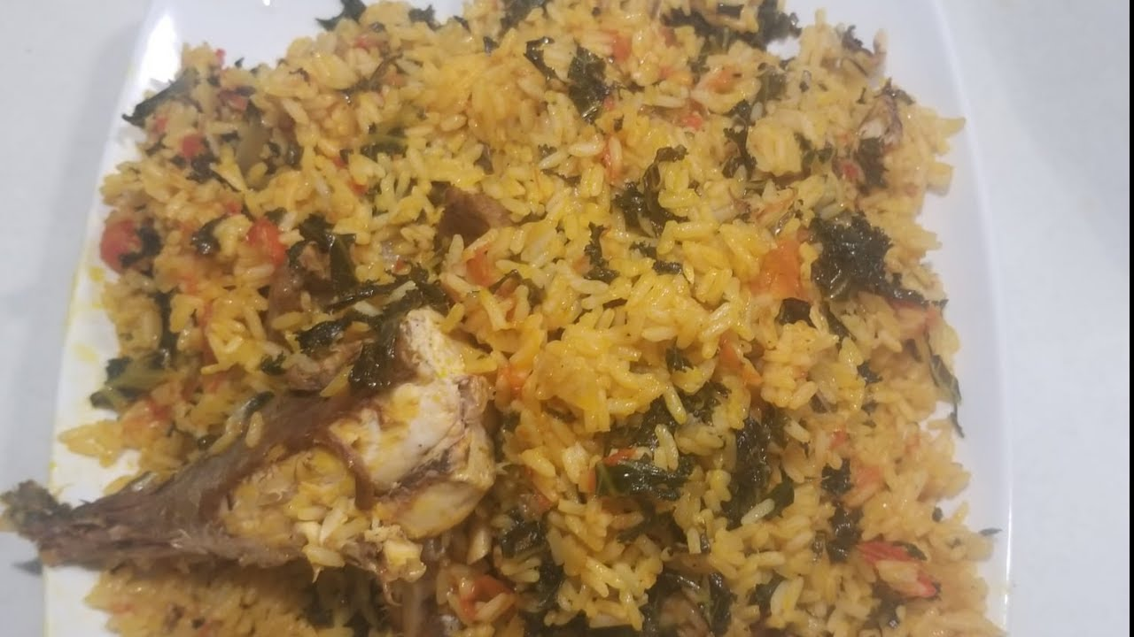 Home Cooking - How to Cook Pepper Rice - African Kitchen