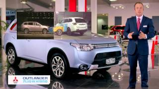 Mitsubishi Outlander Plug in Hybrid Performance & Technology