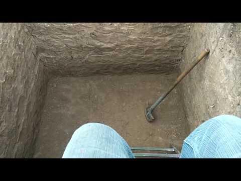 делаем сливную яму своими руками