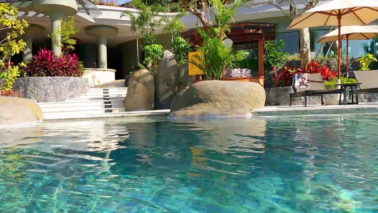 Padma Ubud Resort Bali Amazing Infinity Pool Tour Youtube