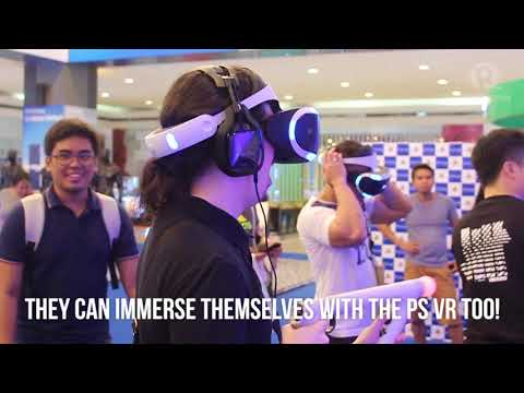 WATCH: Playstation Play Everything Roadshow kicks off in the PH