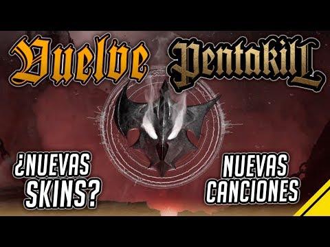 VUELVE PENTAKILL - Nuevas canciones y ¿Nuevas SKINS?   Noticias League Of Legends LoL