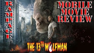 Mobile Movbie Review Rampage
