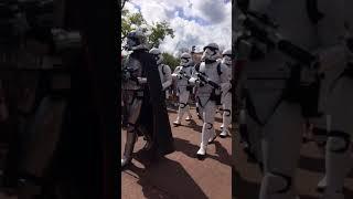 Disney Star Wars Show At It's Best
