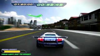 Police Supercars Racing (PC Gameplay)