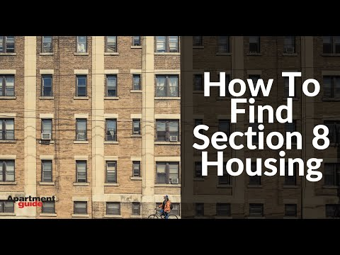 How To Find Section 8 Apartments Apartmentguide Com