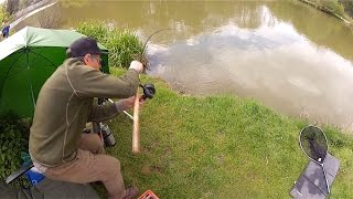 Float Fishing for Beginners (Part 2) - Lake Fishing Action!