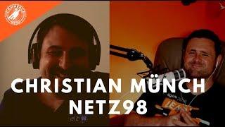 Christian Münch with netz98