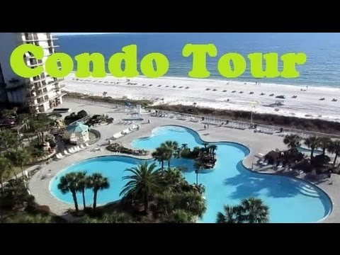 Condo Tour in Panama City Beach