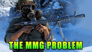 The MMG Problem & How To Fix It | Battlefield V