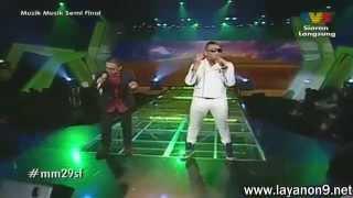 Repeat youtube video Datuk AC Mizal & Mawi - Al-Haq (Muzik Muzik 29 Separuh Akhir Ketiga)