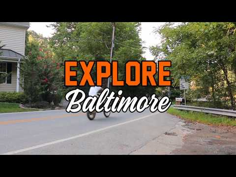 Explore Baltimore 19: The abandoned ruins of Daniels, Maryland