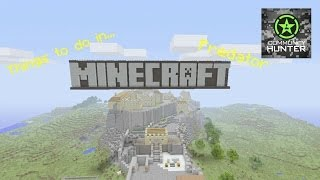 Things to do in... Minecraft - Predator