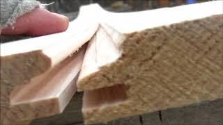 Вагонка по цене обрезной доски Как сделать самому