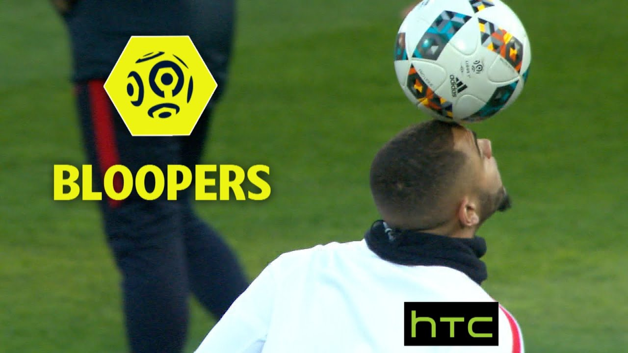 93f4ae8157b6 Bloopers   Week 16   2016-17. Ligue 1 Conforama Official