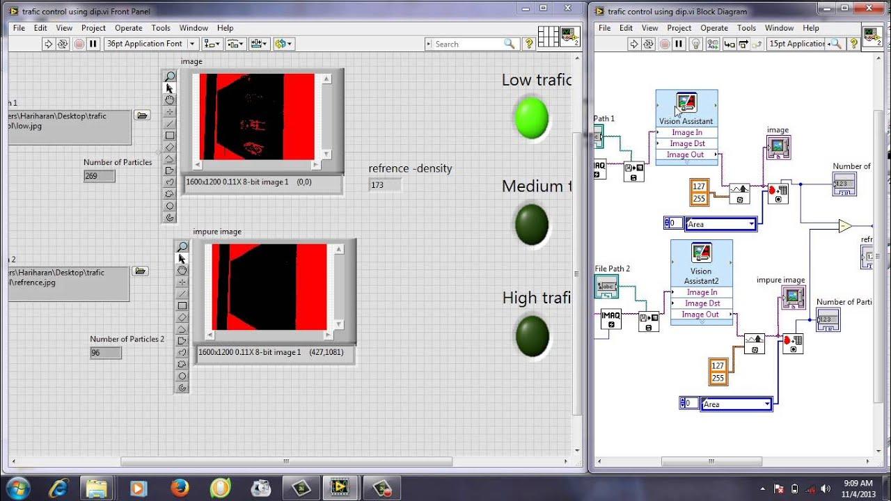 Automatic Trafic Light Control Using Digital Signal Processing Ac Motor Circuits Plcdoc Online Shop