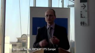 ERTICO podcast Hermann Meyer - Smart Mobility Challenge
