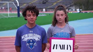 University of New Orleans SAAC Video-- We Are Breaking the Stigma