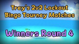 SMS 2v2 Lockout Bingo Tourney 2018 - Winners Round 4