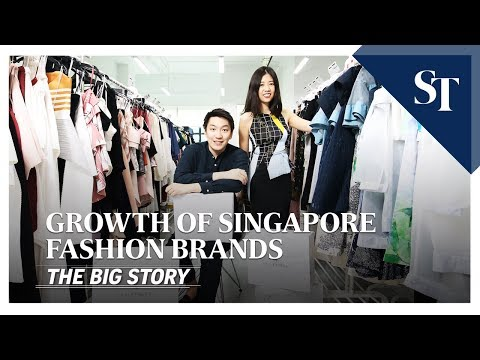 Growth of Singapore fashion brands | THE BIG STORY | The Straits Times
