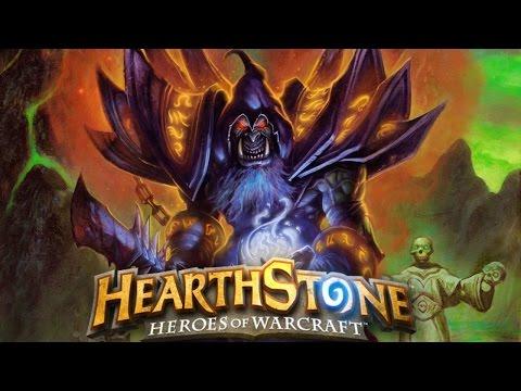видео: hearthstone: Зеркальный матч Чернокнижников.