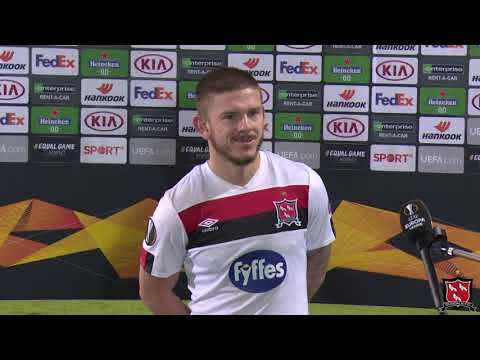 UEFA Europa League MD1 | Dundalk FC 1-2 Molde FK Reaction
