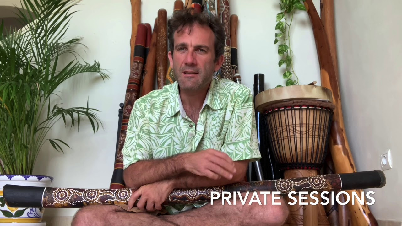 Private Didgeridoo Sound Healing Sessions