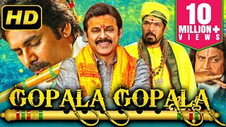 Gopala Gopala Super Hit Telugu Dubbed Hindi Full Movie | Pawan Kalyan, Venkatesh, Shriya Saran