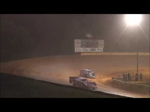 Clips from some dirt track racing at Natural Bridge speedway. - dirt track racing video image