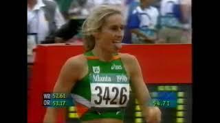 6391 Olympic 1996 400m Hurdles Women