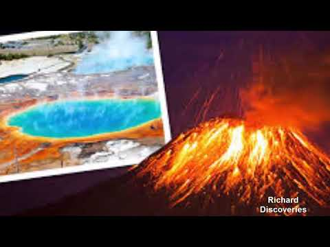Yellowstone eruption 100 earthquakes rock volcano – is this a sign it is about to blow