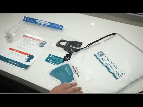 USAHS - Campus Reentry 2021 Video