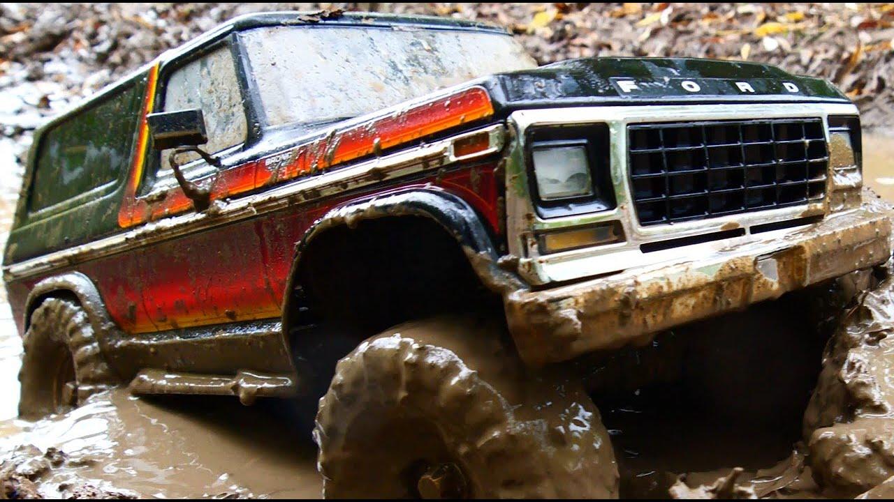 Rc Car Mud Off Road Extreme / Extreme RC mudding