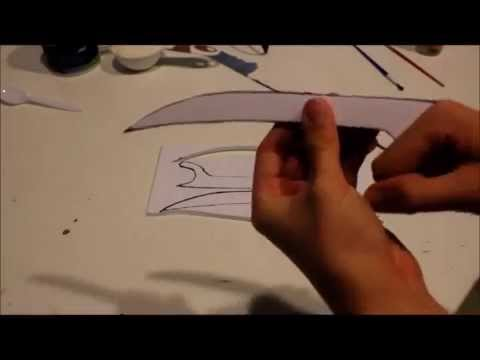 Your Propstutorial Wolverine Bone Claws Youtube