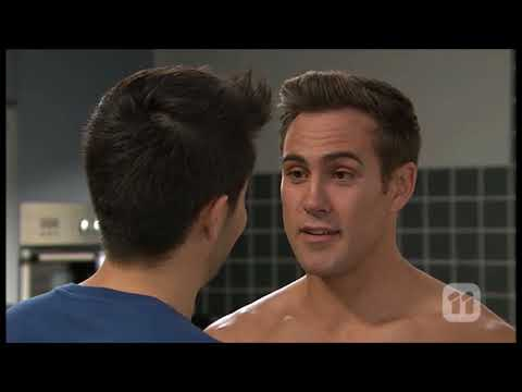 [Neighbours] 7731 Aaron & David Scene
