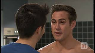 Neighbours 7731 Aaron David Scene
