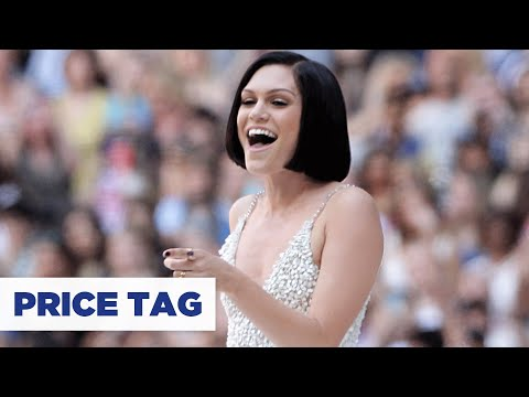 Jessie J - Price Tag (Summertime Ball 2014)