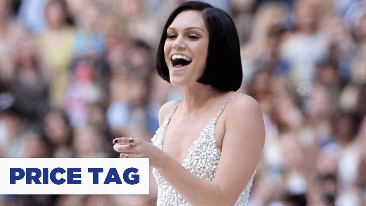 Jessie J - Price Tag (Summertime Ball 2014)