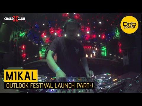 Mikal - Outlook Festival Launch Party [DnBPortal.com]