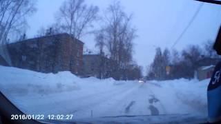 Бердск -30, замерзли все