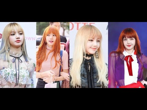 Hairstyle COLORS you can steal from your Idiol / Lisa❤ -BLACKPINK-BTS/K-POP