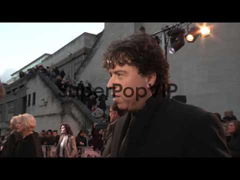Sacha Gervasi at 'Hitchcock' UK Premiere at BFI Southbank...